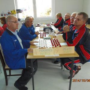 Drużynowe Mistrzostwa Polski 2014 Warcaby