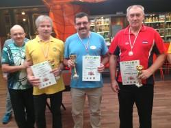 III Puchar Polski Niewidomych i Słabowidzących w Bowlingu 2015