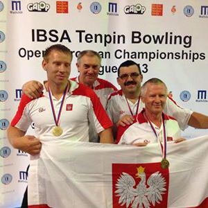 Mistrzostwa europy Praga 2013 bowling